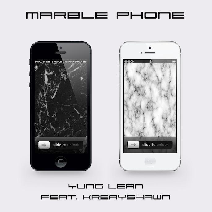 #sadboy ambassador Yung Lean enlists Kreayshawn for 'Marble Phone'