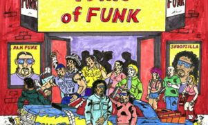 Snoop Dogg and Dam-Funk reveal 7 Days of Funk artwork and tracklist