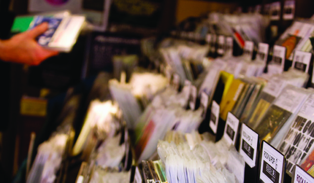 Independent album sales hit new high in UK