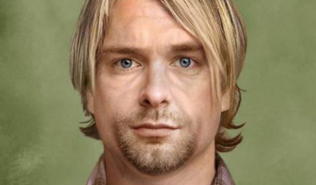 See what Kurt Cobain, Jimi Hendrix, John Lennon and others might have looked like today