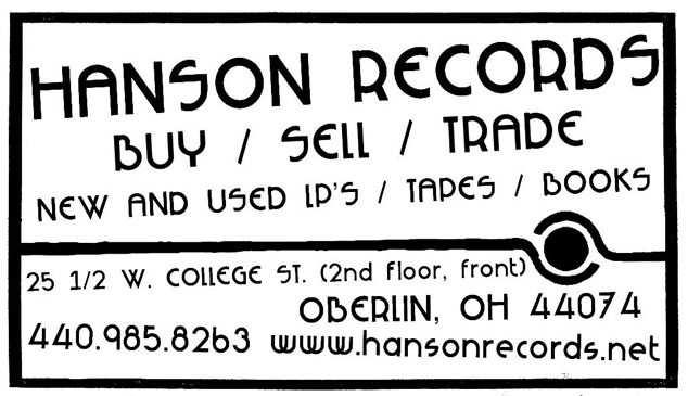 Aaron Dilloway's Hanson Records set to open as full-time record shop