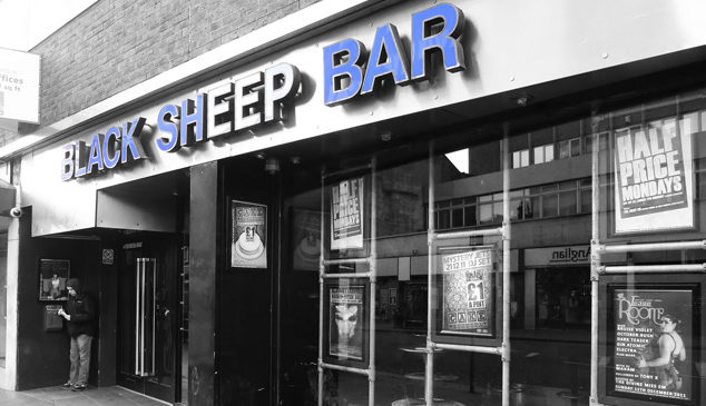 Croydon nightspot Black Sheep Bar closes its doors