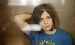 Pussy Riot member Nadya Tolokonnikova hospitalised in Siberia following prison transfer