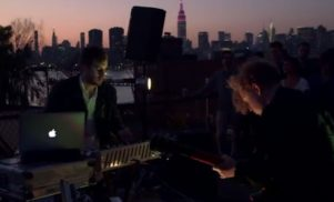 Watch Darkside's Boiler Room performance on a New York rooftop