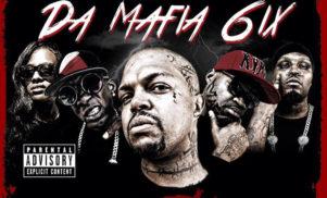 Three 6 Mafia offshoot Da Mafia 6ix drop debut mixtape 6ix Commandments