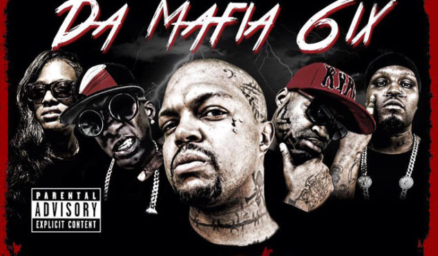 Three 6 Mafia offshoot Da Mafia 6ix drop debut mixtape 6ix Commandments
