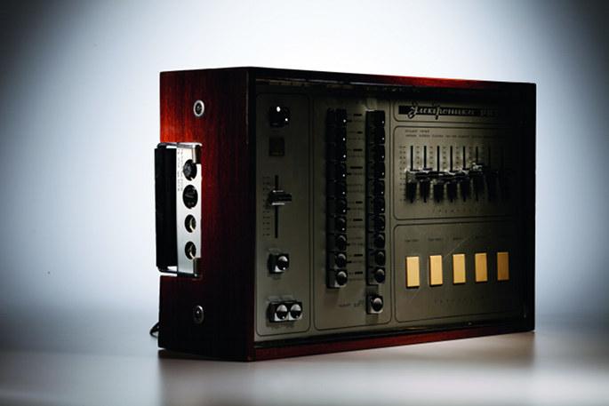 Beat Box: inside Joe Mansfield's incredible drum machine collection