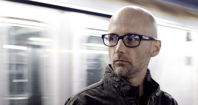"Talking Heads: Moby on why Thom Yorke is ""like an old guy yelling at fast trains"""