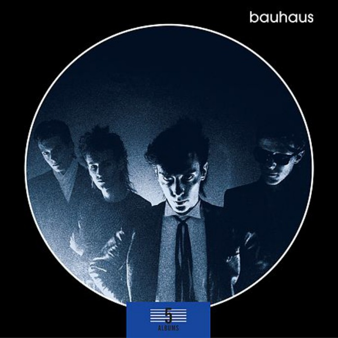 Bauhaus release 5 Album Boxset of '80s studio LPs, singles and B-sides