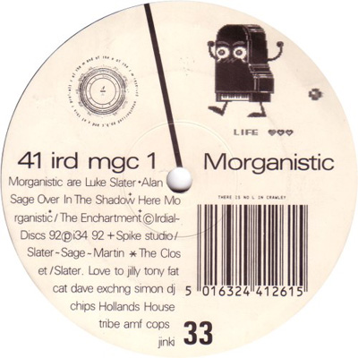 Morganistic