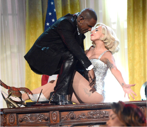 The best of the AMAs: R Kelly and Lady Gaga's absurd JFK tribute, Kendrick Lamar, and more
