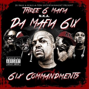 Da Mafia 6ix - 6ix Commandments - FACT Review