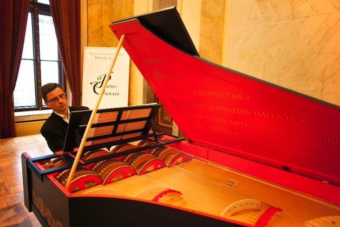 Leonardo Da Vinci's viola organista debuts, 500 years after invention