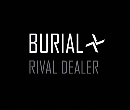 Stream Burial's Rival Dealer EP in full