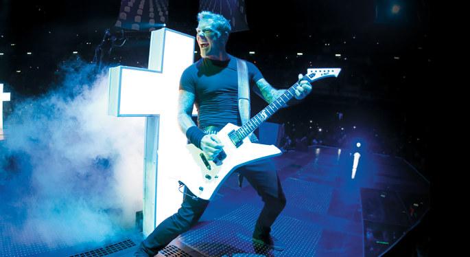 Watch Metallica's Antarctica concert in full