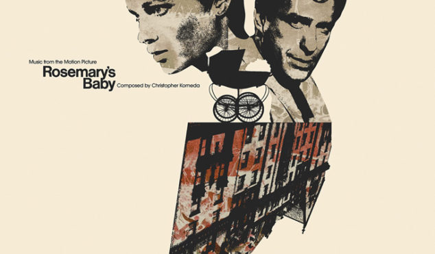 """Rosemary's Baby OST to be released on """"first of its kind"""" coloured vinyl"""