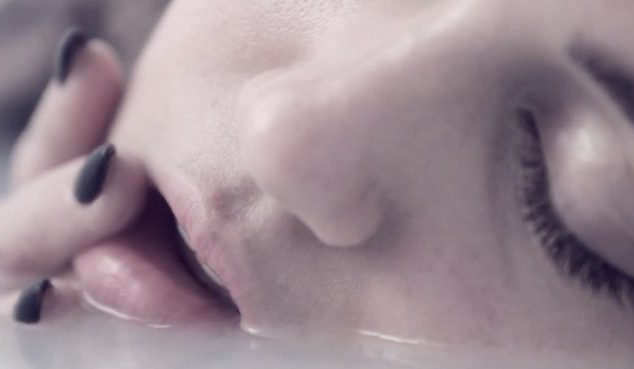 Miley Cyrus pleasures herself in the video for 'Adore You'