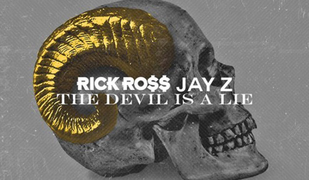 Rick Ross teams up with Jay Z on Mastermind single 'The Devil is a Lie'