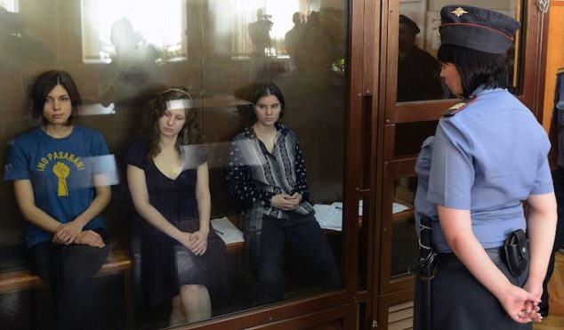 Jailed Pussy Riot members could be freed on Thursday, says lawyer