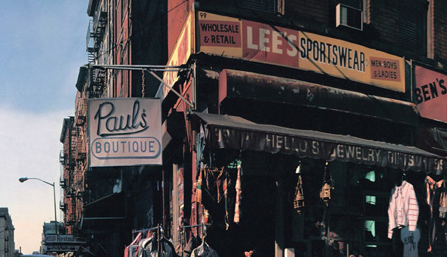 """Paul's Boutique street could be renamed """"Beastie Boys Square"""""""