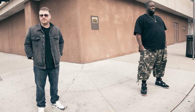 Hear Dave Sitek's punchy remix of Run the Jewels' 'Sea Legs'