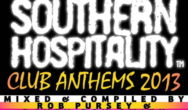 Download Southern Hospitality's 2013 club anthems mix, featuring Future, Drake, Ciara and more