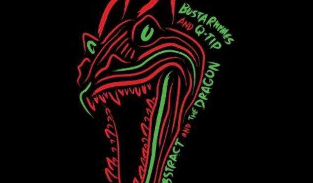 Download Q-Tip and Busta Rhymes' joint mixtape, The Abstract and the Dragon