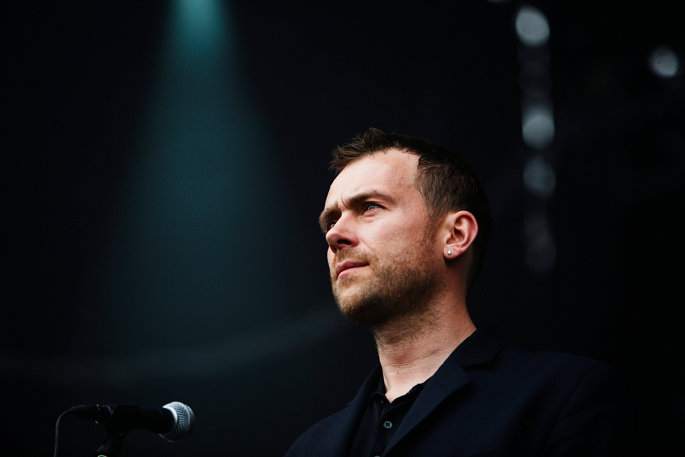 Damon Albarn's long-awaited solo album due in 2014