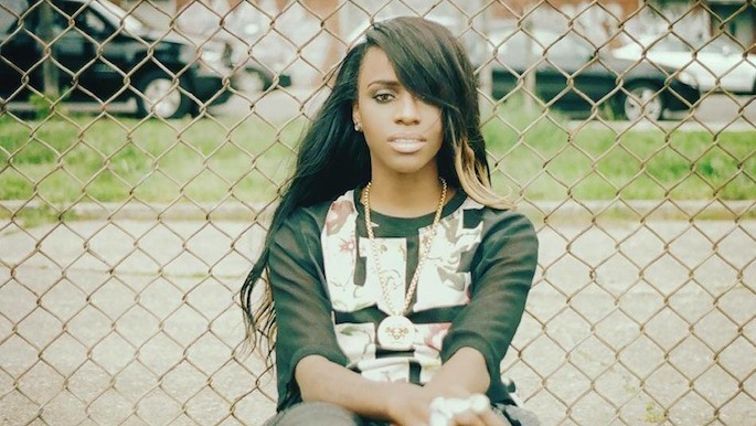 Angel Haze leaks debut album <em>Dirty Gold</em>
