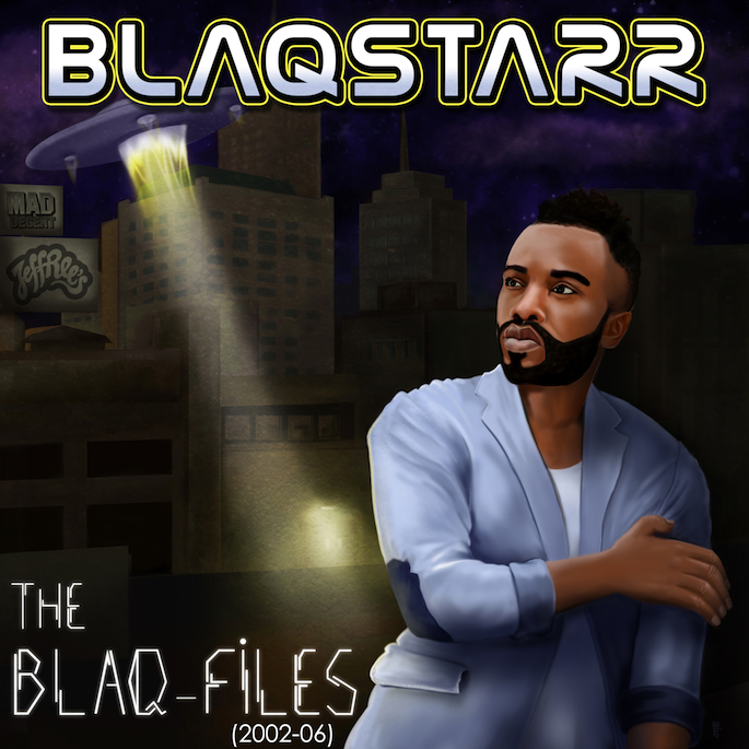 Premiere: Download Blaqstarr's Blaq-Files EP, featuring hard-to-find Baltimore club classics