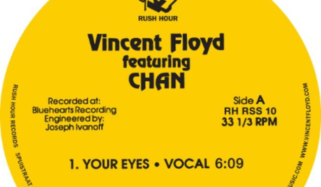 Rush Hour to reissue early '90s 12″ by Dance Mania producer Vincent Floyd
