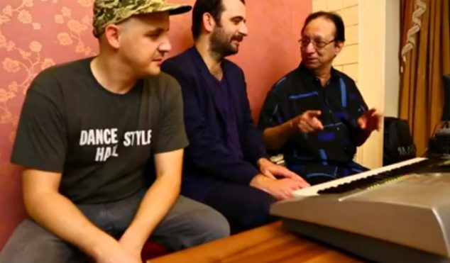 Watch Modeselektor meet proto-acid house producer Charanjit Singh in India