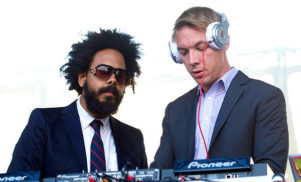 Watch Snoop Lion and Major Lazer battle Pokemon-style on new video; new Major Lazer EP to feature Pharrell and Sean Paul