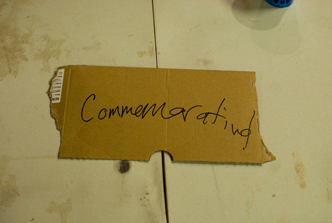 1 - COMMERATING.