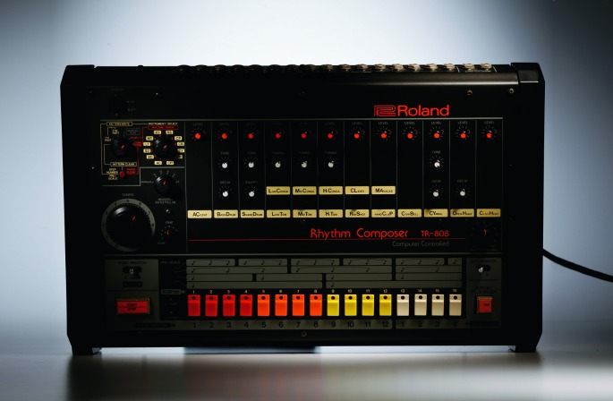 AIRA: Roland set to revive the classic 808 drum machine in 2014