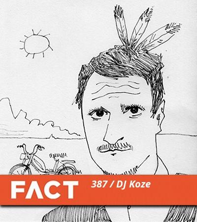 FACT mix DJ Koze -- 12.2013