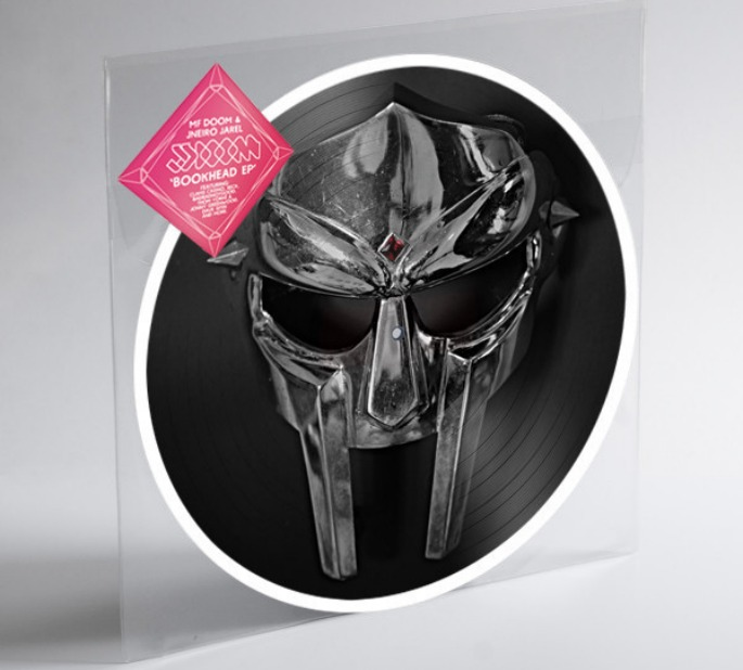 JJ DOOM release Bookhead EP as limited edition picture disc