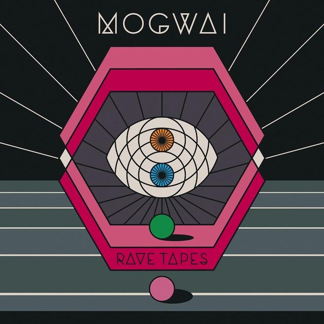 Mogwai's <i>Rave Tapes</i> makes UK top 10