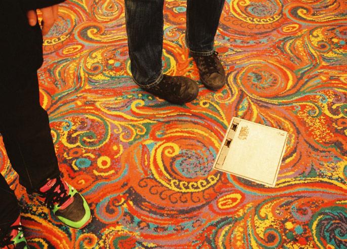 atp003Sarah McLean We Love this carpet 2009
