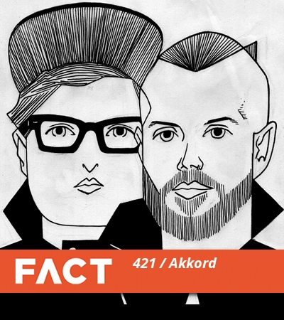 FACT mix 421: Akkord