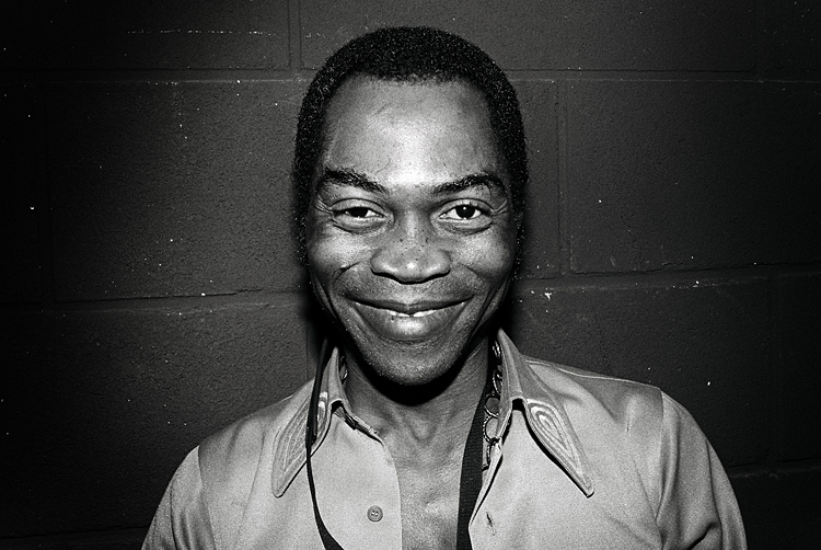 Large portion of Fela Kuti back catalogue now available on