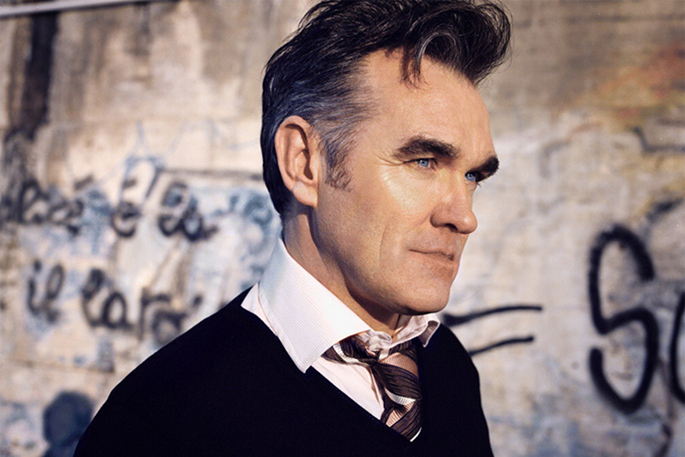 Morrissey signs with Universal, will release album this year