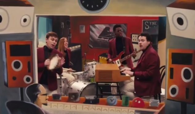 Metronomy unveil ace Michel Gondry-directed video for 'Love Letters'