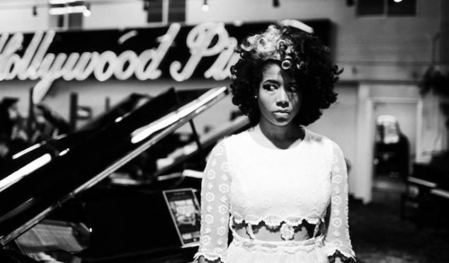 Listen to Kelis' latest single, the laid-back 'Rumble'