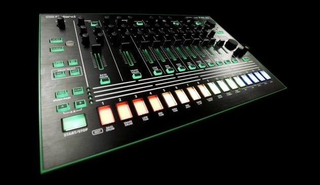 Download a pack of Roland AIRA TR-8 drum samples