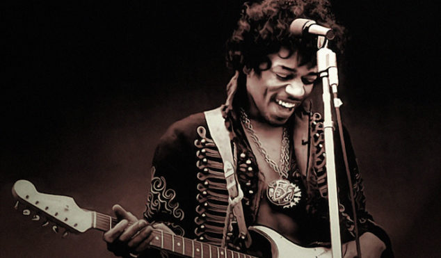 Experience Jimi Hendrix's final interview, unearthed and animated by Blank on Blank