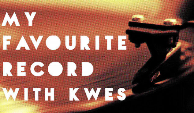 My Favourite Record: Kwes