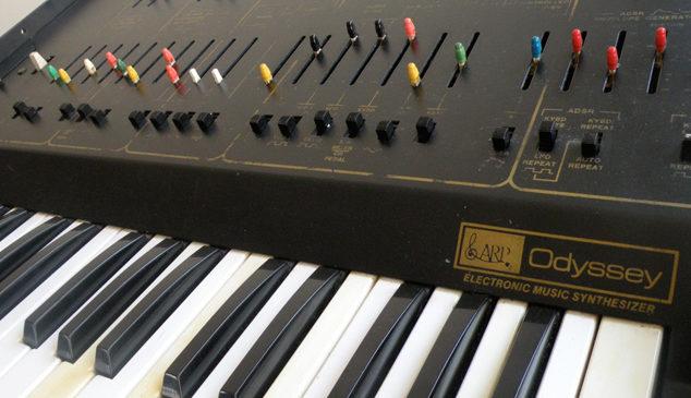 "Korg announce ""faithful recreation"" of ARP's legendary Odyssey synthesizer"