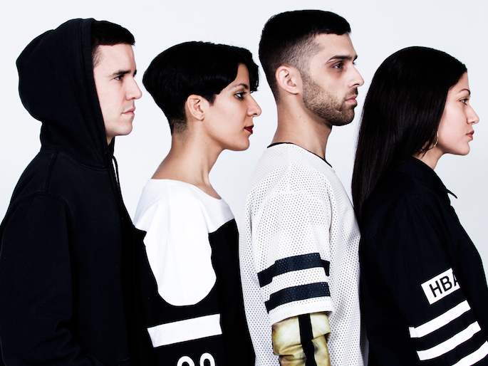 Nguzunguzu, Fatima Al Qadiri and J-Cush unveil Future Brown's 'Marbles'