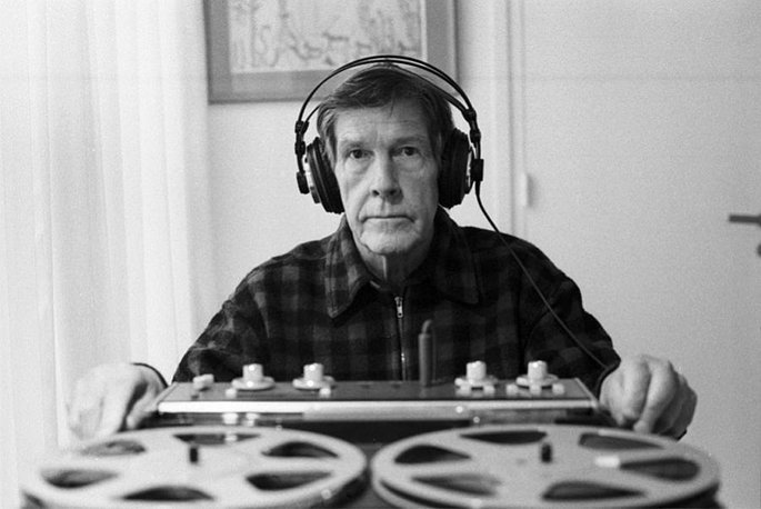 "Record and share a silent masterpiece with the John Cage 4' 33"" app"